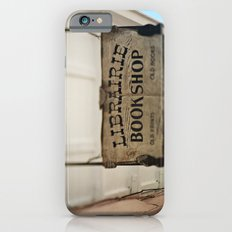 Librairie Bookshop iPhone 6s Slim Case