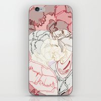 klaine iPhone & iPod Skins featuring Eternity Ver.1 by SCawthorne