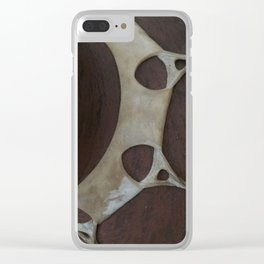 Pottery Design - 4 Clear iPhone Case
