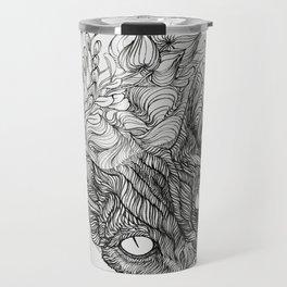 spirit of devonrex  Travel Mug