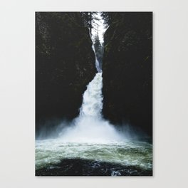 Wahclella Canvas Print