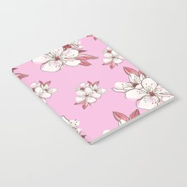 X-tra Ordinary Cherry Blossoms Notebook