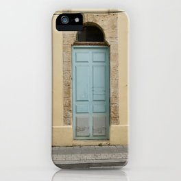 The Streets Of Tel-Aviv iPhone Case