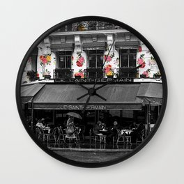 Le St. Germain Wall Clock