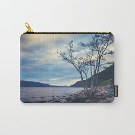 Daylight Leaving Loch Ness Carry-All Pouch