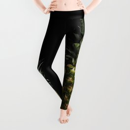 Dark Pineapple Leggings