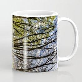 Forest Shadows Coffee Mug