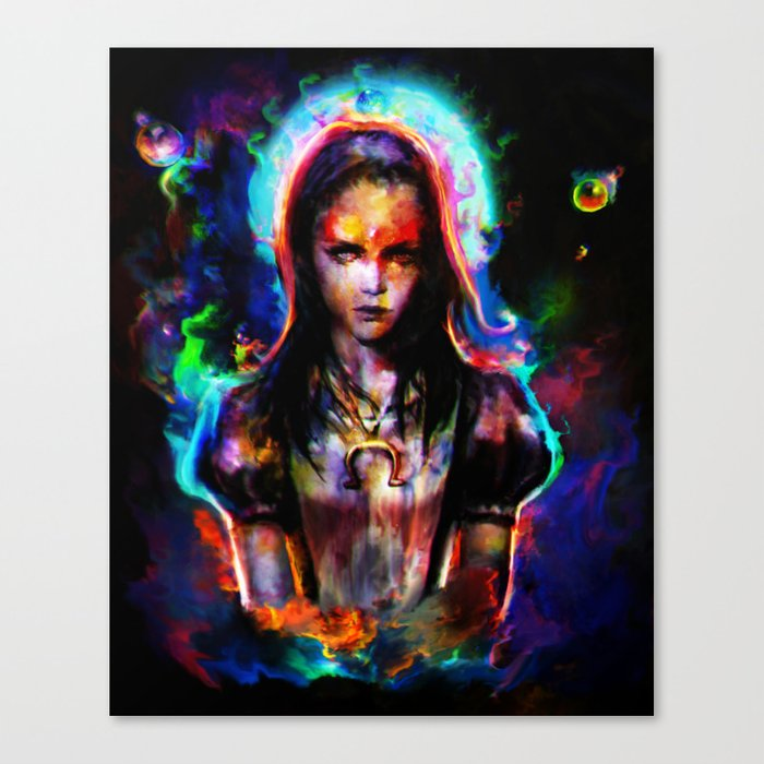 Alice madness returns II Canvas Print
