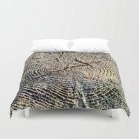 chuck Duvet Covers featuring WALTER by Kjellin