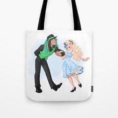 Dapper Day Tote Bag