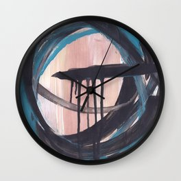 Insanity Is Watching Wall Clock
