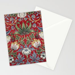William Morris Art Nouveau Vintage S Stationery Cards