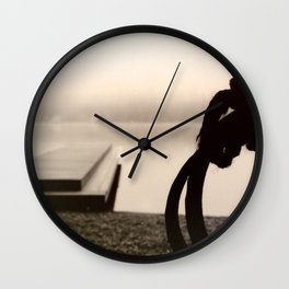 Mason Lake: Rope Swing Wall Clock