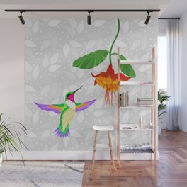 Fantasy Hummingbird #1 Wall Mural