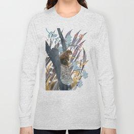 waiting for autumn Long Sleeve T-shirt