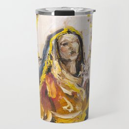 Sorrowful Mother Shrine Travel Mug