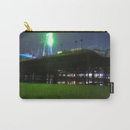 Blackpool South Pier At Night  Carry-All Pouch