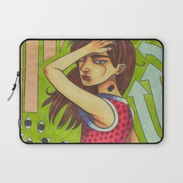 A Glimpse of Love Laptop Sleeve