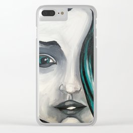 Sawyer Clear iPhone Case
