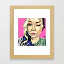 Mortem3r Framed Art Print
