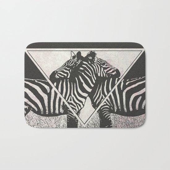 Zebra2 Bath Mat