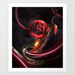 Revolution 9 Art Print