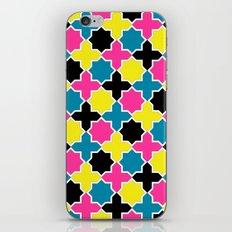 CMYK IV iPhone & iPod Skin