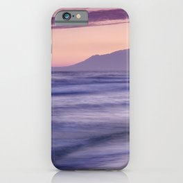 Dream sunset. Marbella sea... iPhone Case