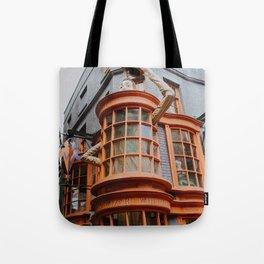 Weasley wizard wheezes Tote Bag