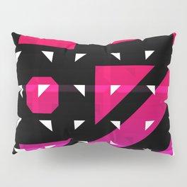 Geometric levitation Pillow Sham