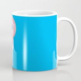 The Summer Treats : Blue Doughnut Coffee Mug
