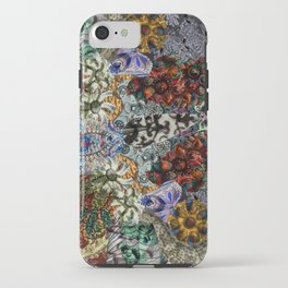 Psychedelic Botanical 15 iPhone Case