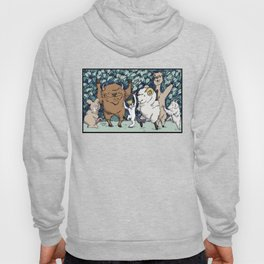 Wild and Wooly- Max Hoody