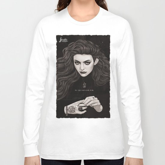 The Fire's Found A Home In Me Long Sleeve T-shirt