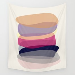 Modern minimal forms 4 Wall Tapestry
