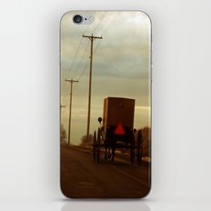 Welcome to Amish Country iPhone & iPod Skin