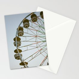 Ferris Wheel At The State Fair Stationery Cards