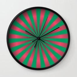 Rays Wall Clock
