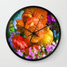 Pop Funky Joy Wall Clock