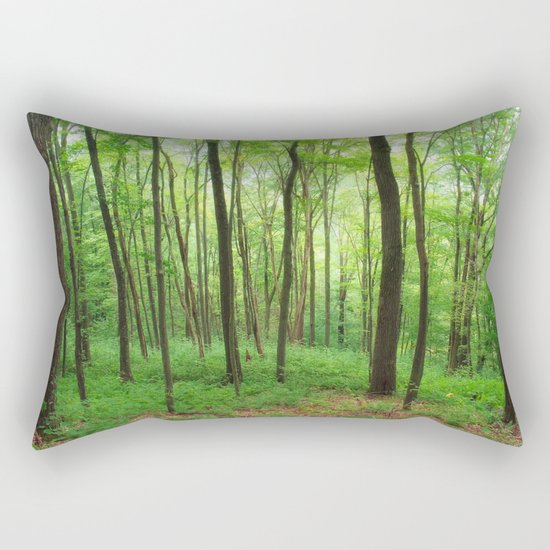 Forest 3 Rectangular Pillow