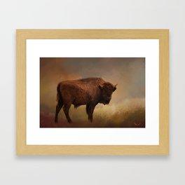 Buffalo Spirit Framed Art Print