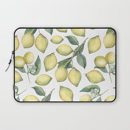 Lemon Fresh Laptop Sleeve