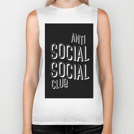 Anti Social Social Club Biker Tank