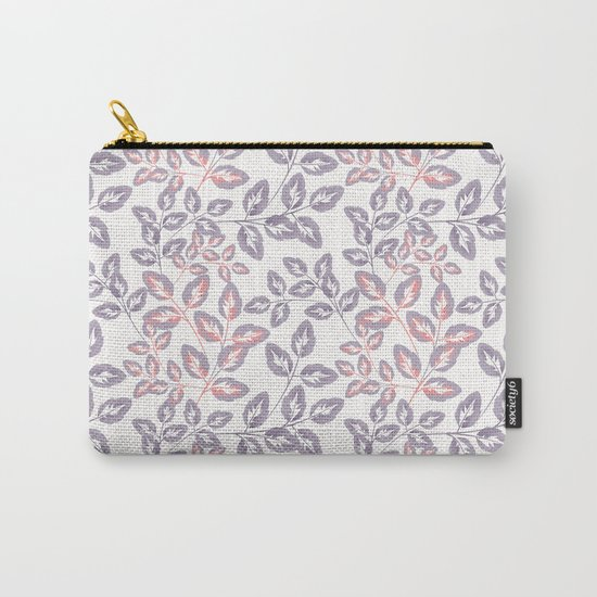 Delicate sprigs. Carry-All Pouch
