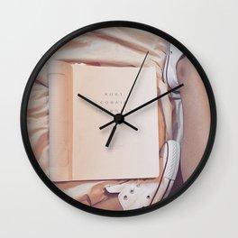 MOOD: Cobain Wall Clock