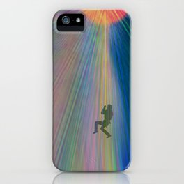 reach out and touch confidence iPhone Case