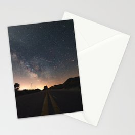 Milky Way, Luddington, Micghian Stationery Cards