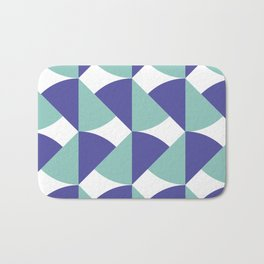 Underwater Colors Bath Mat
