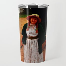 Anne of Green Gables Pulls the Carriage Travel Mug