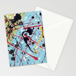 Just Abstract Stationery Cards